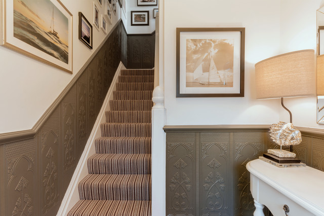 Interior Design Bournemouth Traditional Hallway And Landing
