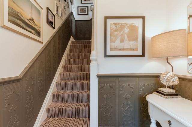interior design bournemouth traditional hallway. Black Bedroom Furniture Sets. Home Design Ideas