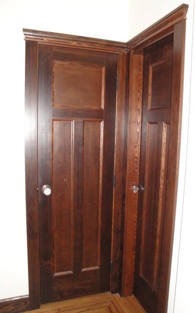 INTERIOR DOORS traditional-hall