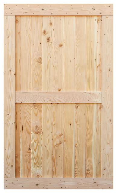 Interior farmhouse barn door country internal doors for Door pros