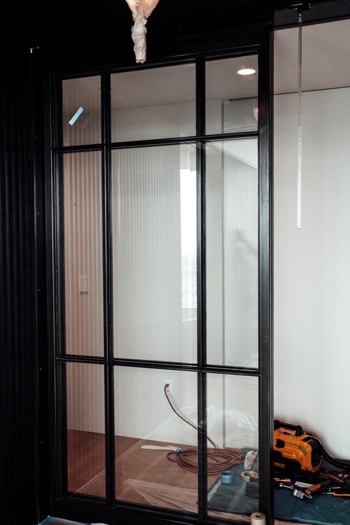 Interior Glass Project