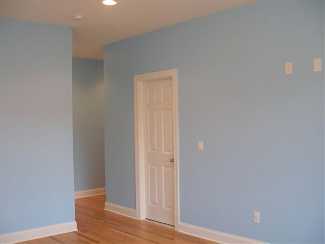 Interior House Painting in New Jersey - Traditional - Hall