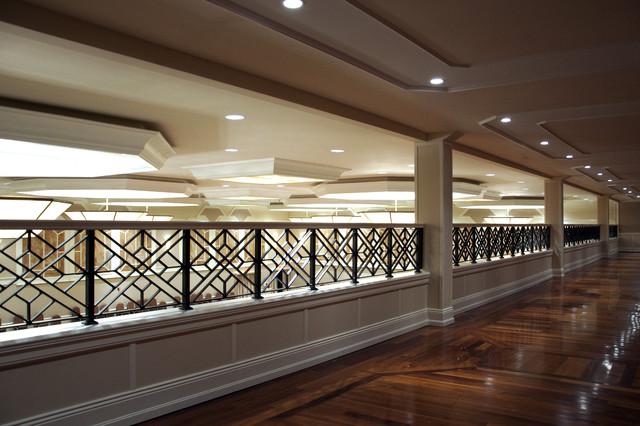 Interior Iron Work - Modern - Hall - other metro - by HMH Iron Design