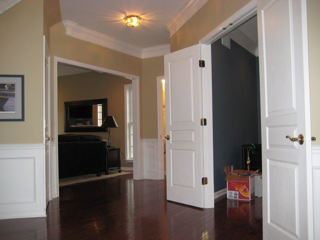 Interior Painting Traditional Hall Philadelphia By Tcm Finishes