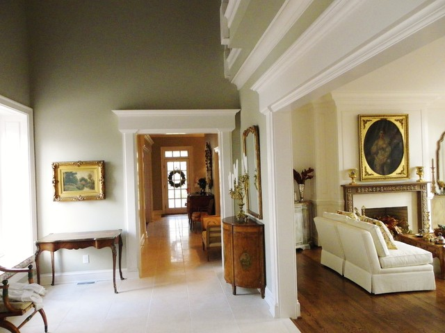 Interior Painting American Traditional Corridor Richmond By Everything Beautiful Home