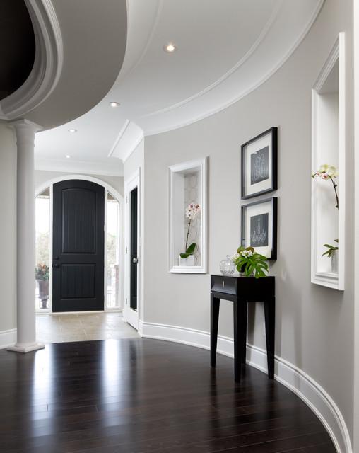 Jane Lockhart Interior Design Klassisch Modern Flur