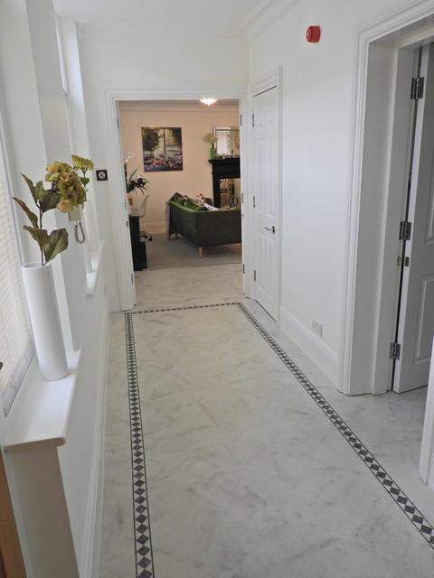 Karndean Art Select Fiore Marble Over Under Floor Heating In