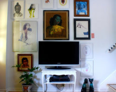 Kim Johnson- art eclectic-hall