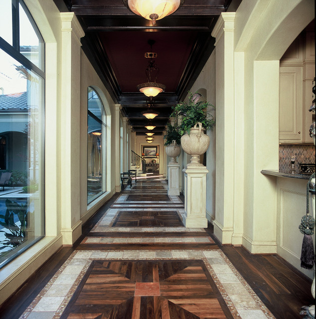 King Residential, Inc mediterranean-hall