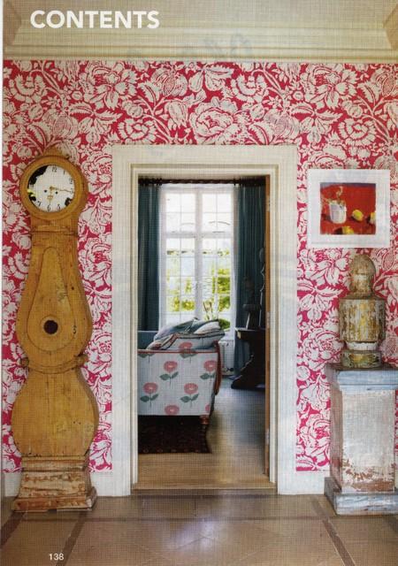 Kit Kemp - Ferndale Hotels - Bennison Fabrics