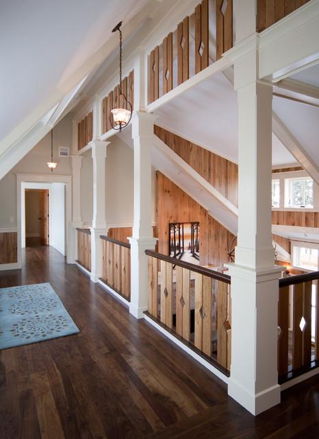 Lake Champlain Vermont traditional-hall