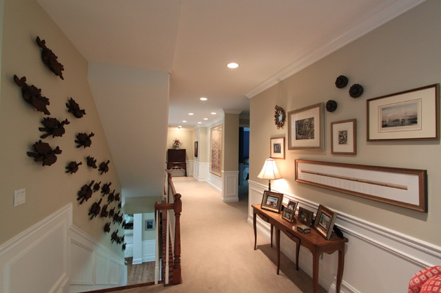 Lake Forest traditional-hall