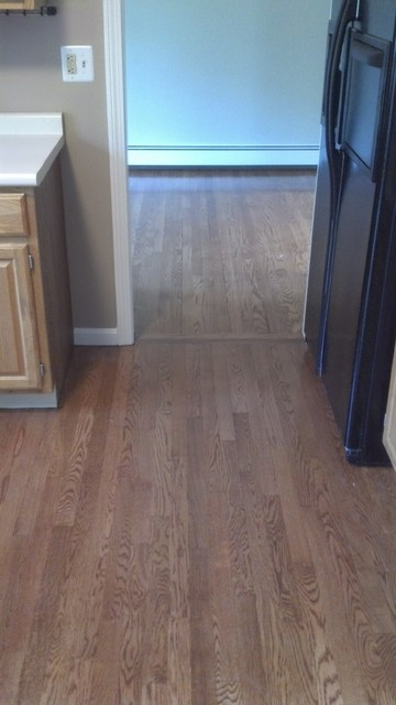Laminate Flooring Traditional Hall Boston By Elite