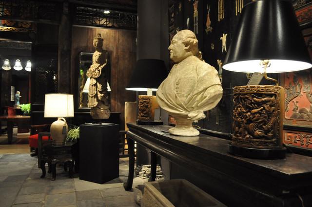 Lamp Making asian-hall
