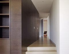 Larkin Street Residence modern-hall