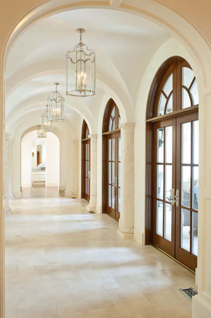 Larry E. Boerder Architects - Holloway traditional-hall