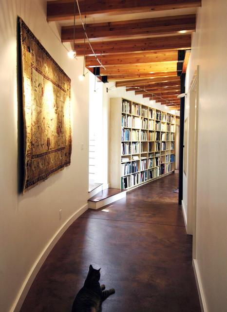 library modern-hall