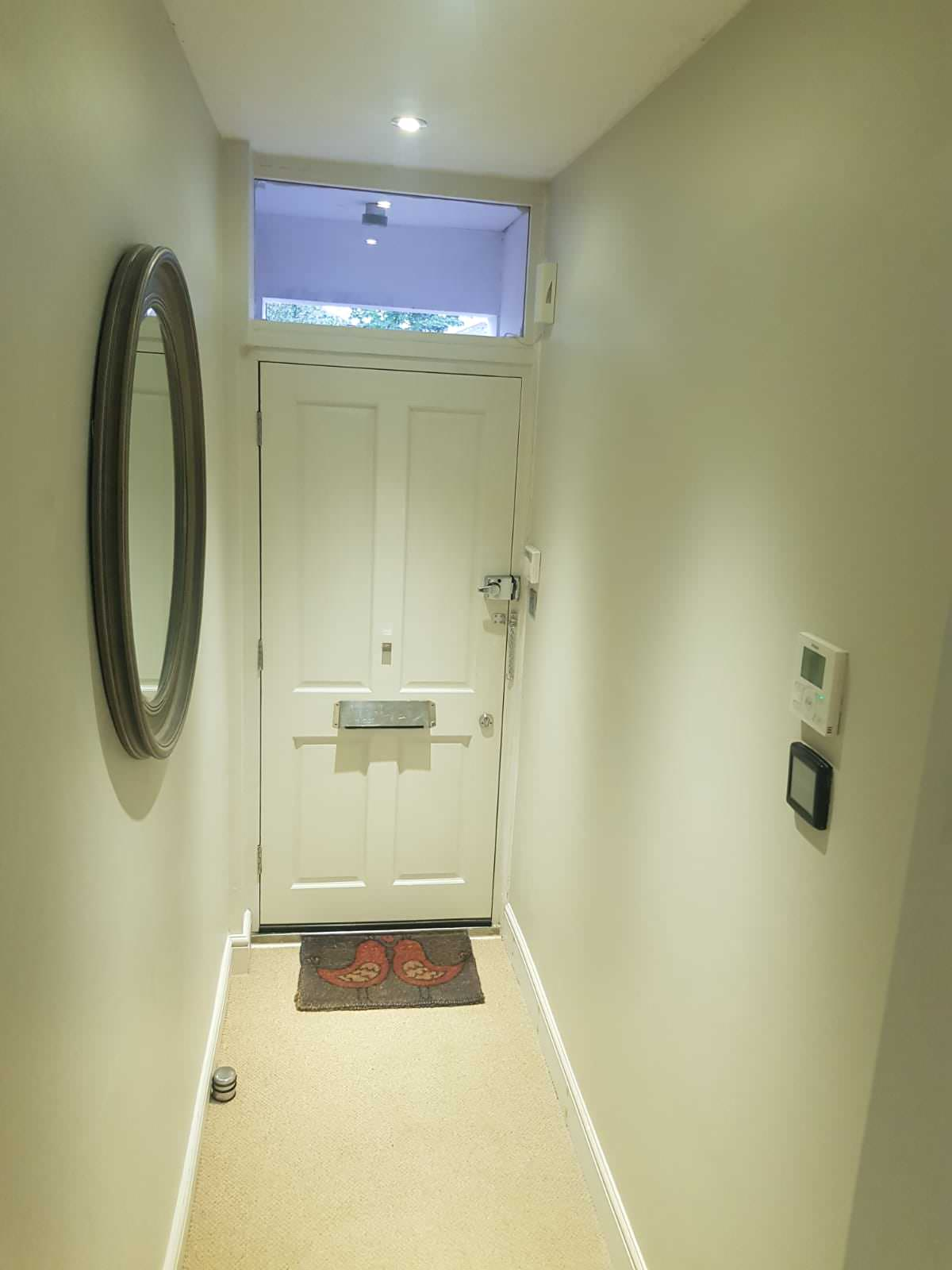 Living room/hallway  infill