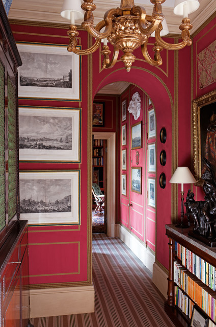 London Apartment Traditional Hall London By Alidad