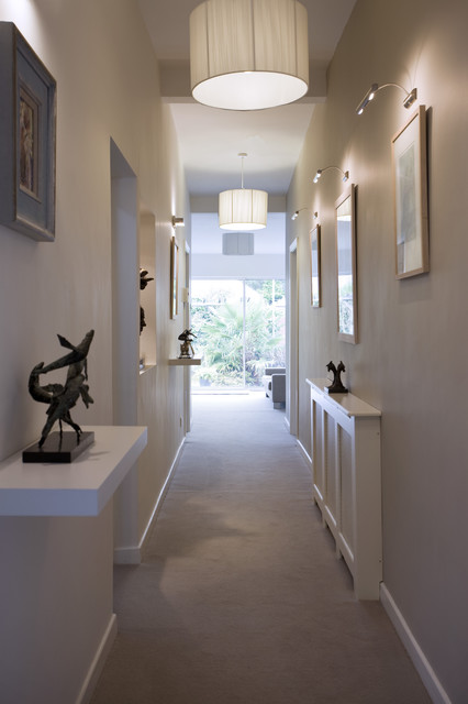 Long Hall - Contemporain - Couloir - Dublin - par Optimise Design