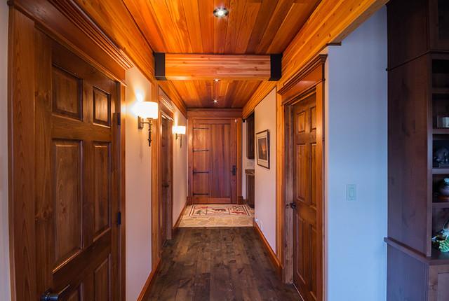 Long Pine traditional-hall