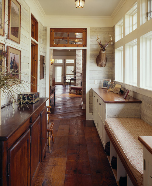 New Home Interior Design Traditional Hallway: The Shabby Nest: This Week's Ideabook On Houzz: Making The