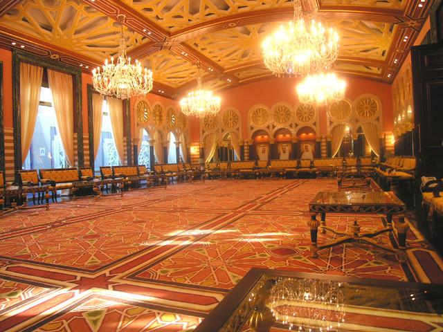 Luxury Arabian Family Diwaniya (Ballroom) & Villa traditional-hall