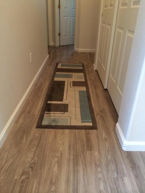 Lvt Luxury Vinyl Flooring Modern Hallway Amp Landing