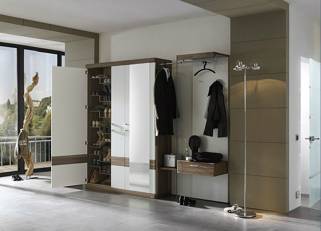 magic hallway combination 4002 modern hall miami by the rh houzz com modern hallway furniture ideas modern contemporary hallway furniture