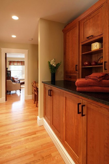 Maplewood, whole house makeover traditional-hall