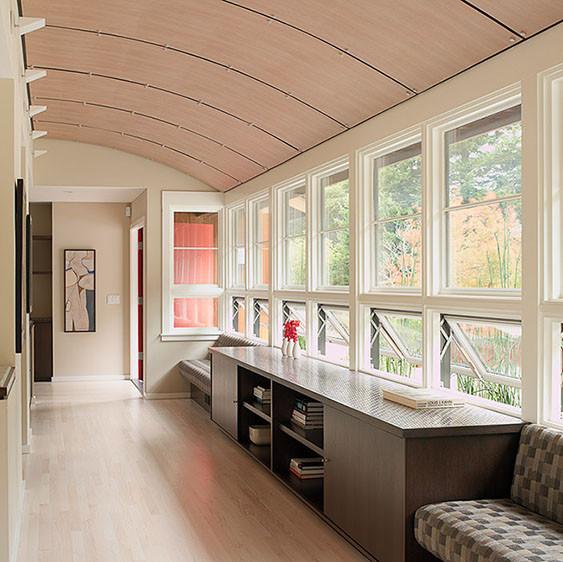 marin remodel modern-hall