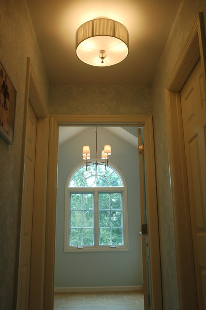 Master Bath Remodel traditional-hall