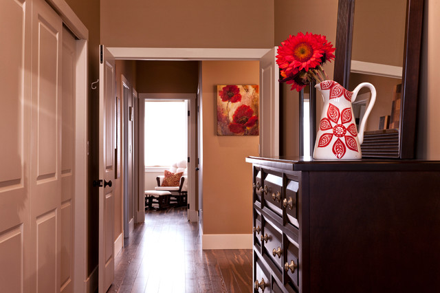 Master Bedroom Entry Hall Traditional Hall Edmonton By Madison Park Homes