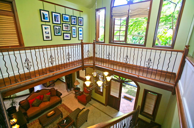 Michael Pascall Architect tropical-hall
