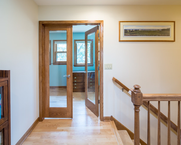 Minneapolis Addition and Remodel traditional-hall
