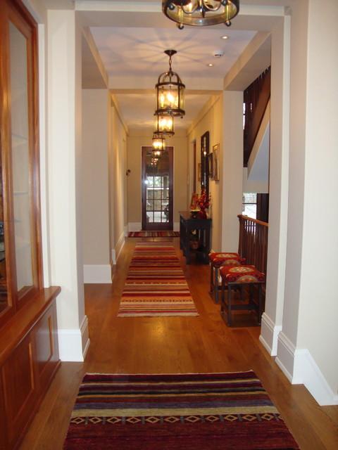 Minneapolis Residence traditional-hall