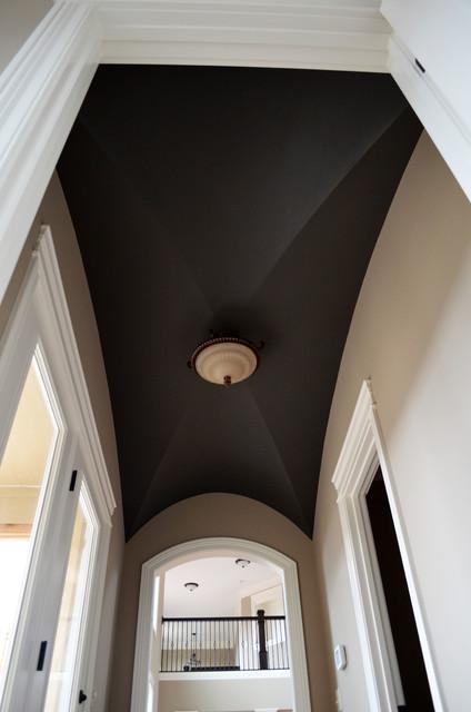 Model Home 2013 - Castlestone craftsman-hall