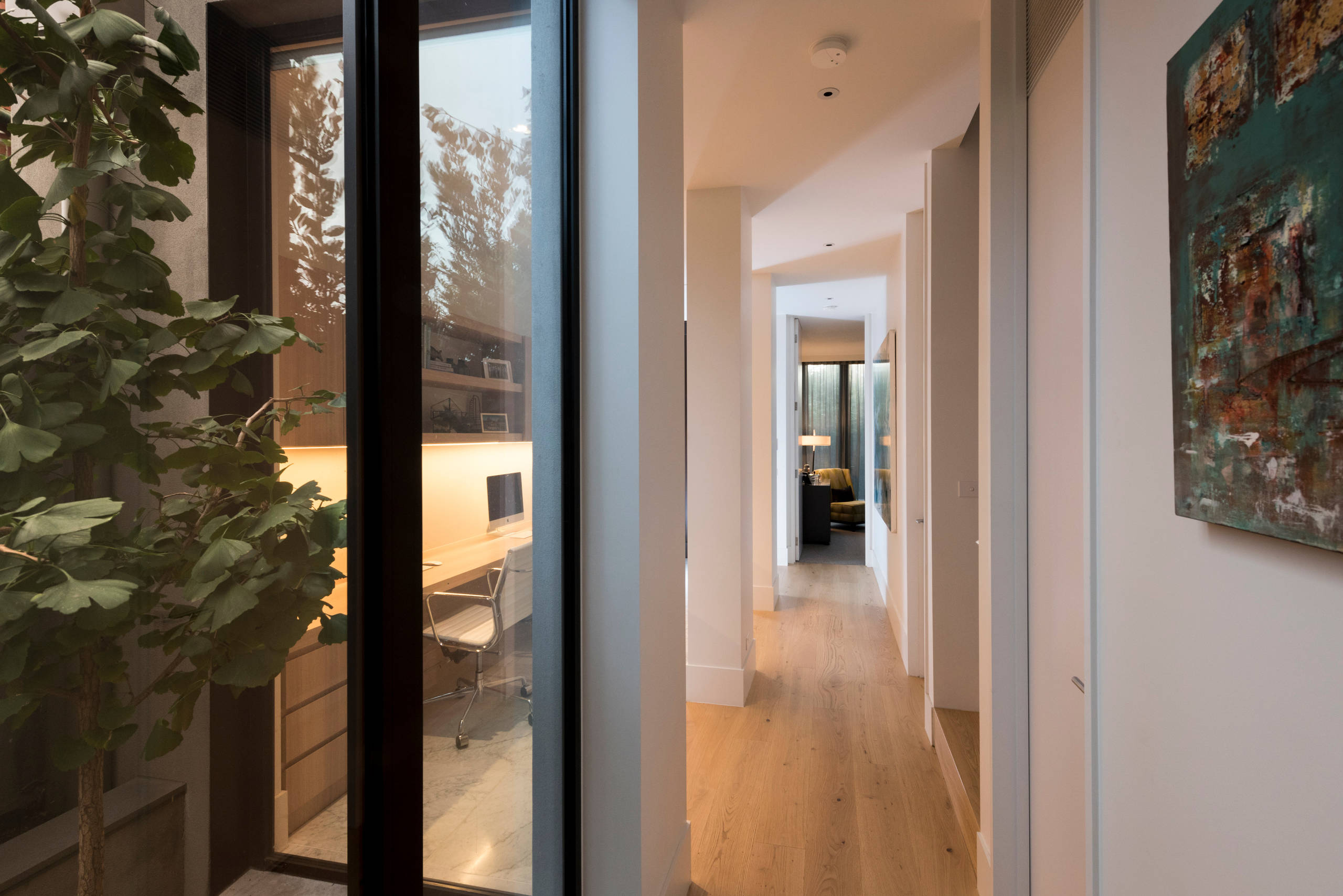 Modern Architecturally Designed Townhouse