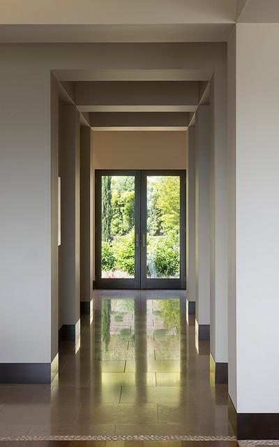 Modern Serenity modern-hall
