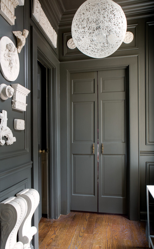 2016 paint color forecasts and trends for Best color for interior doors