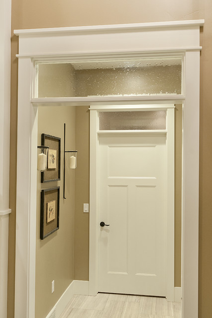 Modified Telluride by Candlelight Homes craftsman-hall