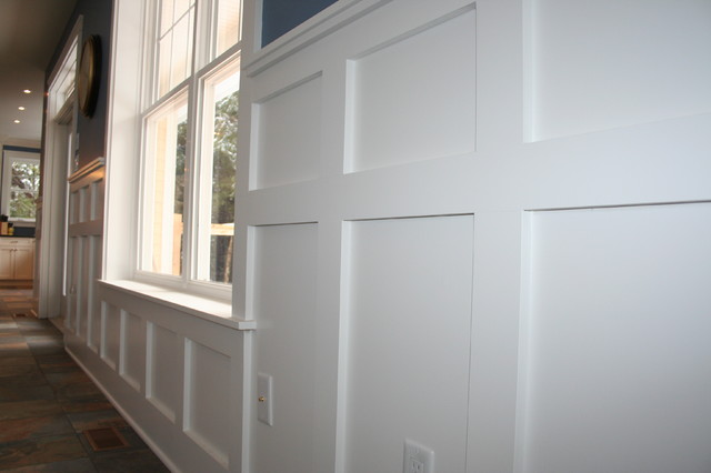 More Customized Molding Moulding Ideas Contemporary Hall