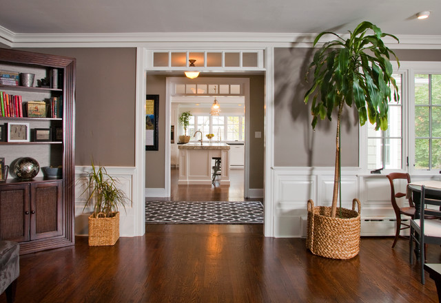 Morrisville Residence traditional-hall