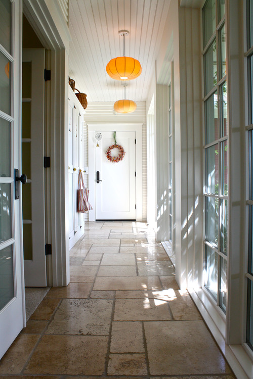 Foyer Decorating Ideas Houzz : Hallway decorating ideas town country living
