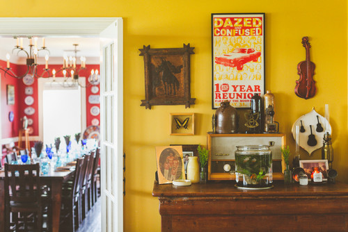 My Houzz: Character and Music Fill a Renovated Texas Farmhouse