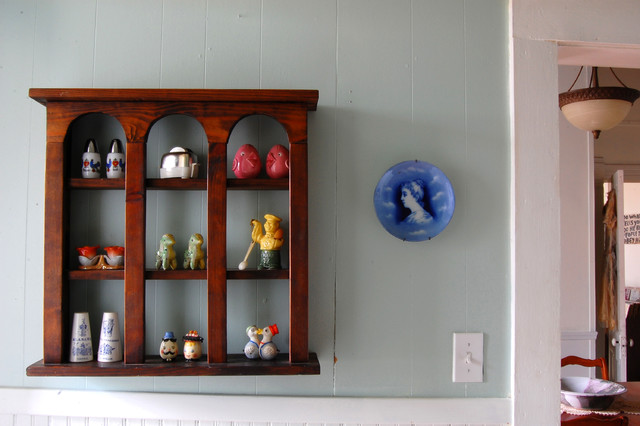 My Houzz: Midcentury Heirlooms and Artwork Charm a 1908 Mississippi ...