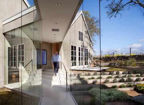 Great Well Executed Project Is This Single Or Double Paned Butt Glass And What Height Are The