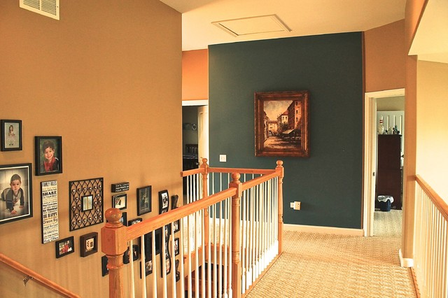 Naperville Illinois Home Styles Traditional Hall