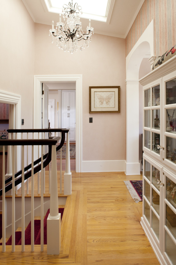 Inspiration for a timeless hallway remodel in San Francisco