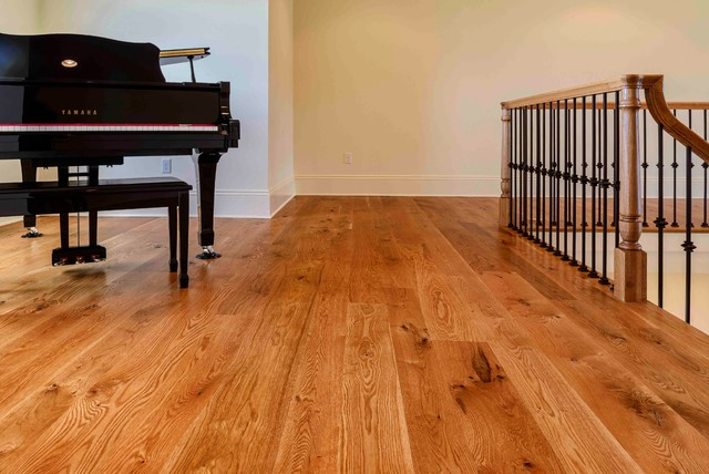 New White Oak Character Grade Traditional Hall Dc